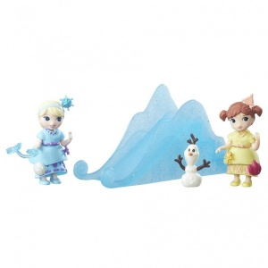Frozen Little Kingdom Film Sahneleri