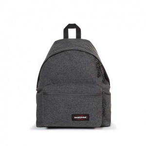 Eastpak Padded Pak'r Black Denim Sırt Çantası EK62077H
