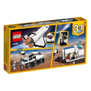 LEGO Creator Uzay Mekiği Kaşifi 31066