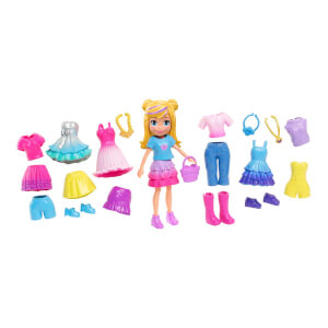 Polly Pocket ve Parti Kıyafetleri Seti GDM16