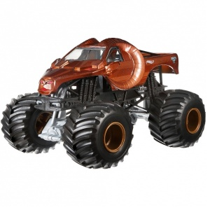 Hot  Wheels Monster Jam Araba (Zombie Hunter)