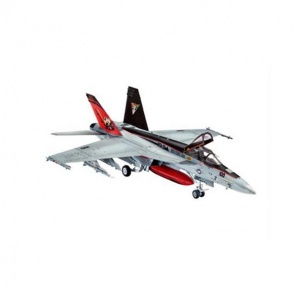 Revell 1:144 F/A-18E Model Set Uçak