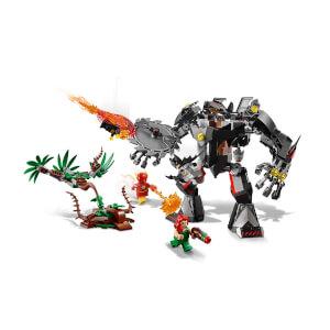 LEGO DC Comics Super Heroes Batman Robotu Poison Ivy Robotuna Karşı 76117