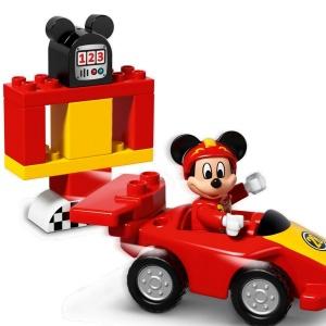 LEGO DUPLO Yarışçı Mickey 10843