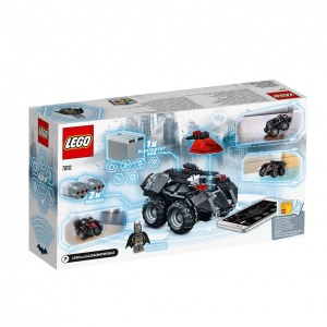 LEGO DC Comics Super Heroes AppControlled Batmobile 76112