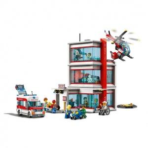 LEGO City Town City Hastanesi 60204