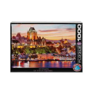 1000 Parça Puzzle : Le Vieux-Quebec