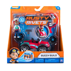 Rusty Rivets Taşıtlı Yapı Seti