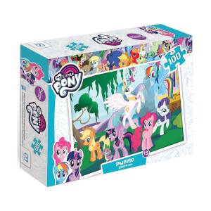 100 Parça Puzzle : My Little Pony Pony