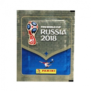 FIFA 2018 Dünya Kupası Çıkartma Kartı