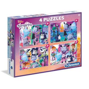 2x20 + 2x60 Parça Puzzle : Vampirina