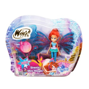 Winx Mini Doll Sirenix
