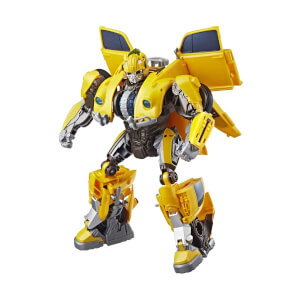 Transformers 6 Power Charge Bumblebee Elektronik Figür E0982