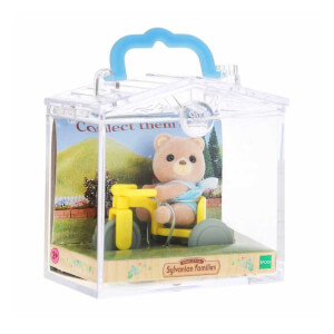 Sylvanian Families Taşıma Çantalı Bebek Seti