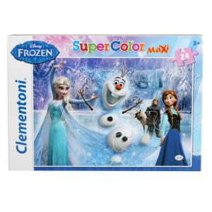 24 Parça Maxi Puzzle : Frozen Always Up For Adventure