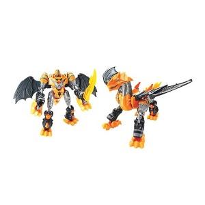 M.A.R.S. Dönüşebilen Robot Dinozor