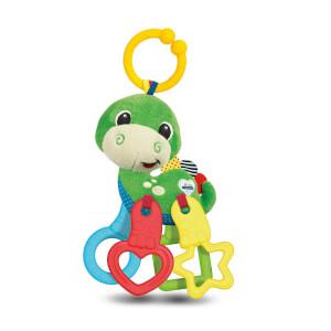 Baby Clementoni Çıngırak Peluş Dinozor
