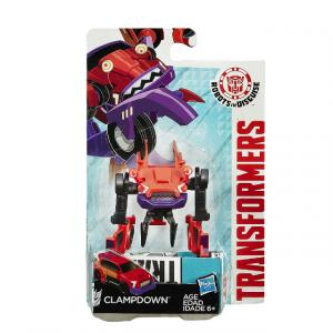 Transformers Robots In Disguise Mini Figür (Clapdown)