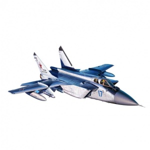 Revell 1:144 MIG-31 Foxhound Model Set Uçak