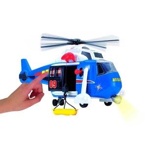 Sesli ve Işıklı Kurtarma Helikopteri 41 cm.