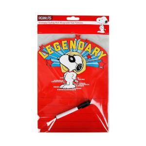 Snoopy Maskeli Marvel Magnetli Yazı Tahtası