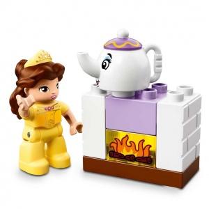 LEGO DUPLO Belle'nin Çay Partisi 10877