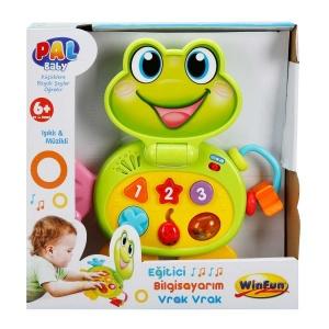 Pal Baby Eğitici Bilgisayarım Vrak Vrak