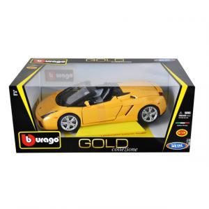 1:18 Lamborghini Gallerdo Sarı Araba