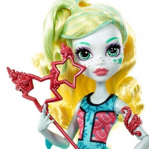 Monster High Acayip Dans Partisi (Lagoona Blue)
