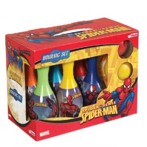 Spiderman Bowling Seti