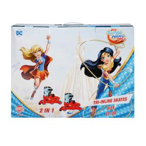 Super Hero Girls 2in1 3 Teker Paten