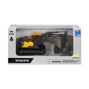 Volvo Mini İnşaat Araçları