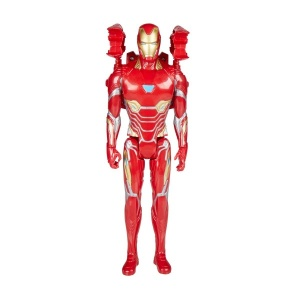 Avengers Infinity War Titan Hero Power FX Iron Man Figür 30 cm.