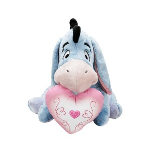 Eeyore I Love You Peluş 61 cm.