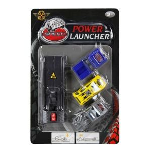 3 Araçlı Araba Fırlatıcı