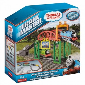 Fisher Price Thomas Switchback Bataklığı Oyun Seti