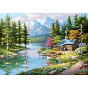 1500 Parça Puzzle : Kano Keyfi