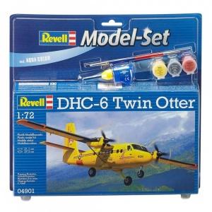 Revell 1:72 Uçak DHC-6 Twin Kit Set