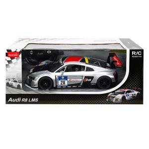 1:14 Audi R8 LMS Uzaktan Kumandalı Işıklı Araba