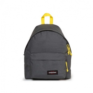 Eastpak Padded Pak'r Grey-Yellow Sırt Çantası EK62053U