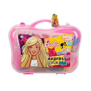 Barbie Çantalı Oyun Hamuru Seti