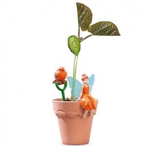 My Fairy Garden Mini Turuncu Peri Saksısı