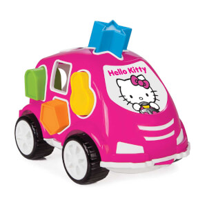 Hello Kitty Bultak Araba