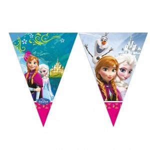 Frozen Üçgen Bayrak