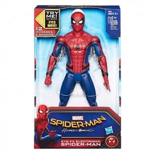 Spiderman Eve Dönüş Türkçe Konuşan Figür 30 cm.