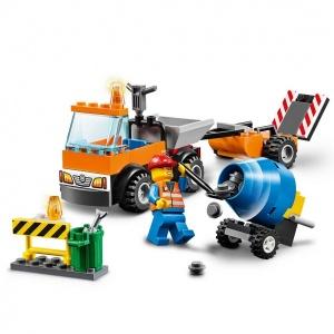 LEGO Juniors Yol Bakım Kamyonu 10750