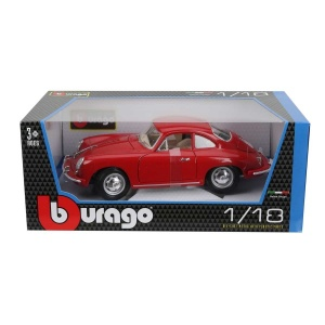 1:18 Porsche 356B Coupe 1961 Araba