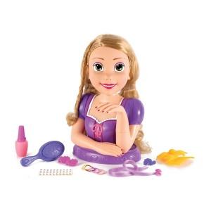 Disney Rapunzel Delüks Büst