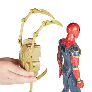 Avengers Infinity War Titan Hero Power FX Spiderman Figür 30 cm.