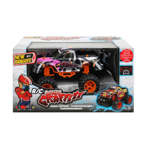 1:24 Uzaktan Kumandalı Turbo Dragons Pick Up Trucks